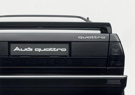 #influence #audi #quatro #automotivedesign #garagisme #magazine
