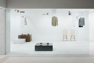 Beige Concept Store / Nendo