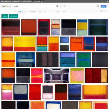 rothko - Google Search