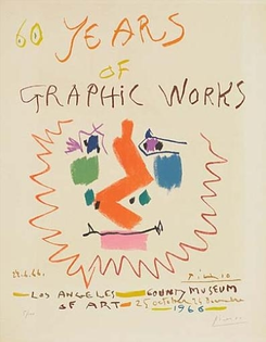 Pablo Picasso - 60 Years of Graphic Works