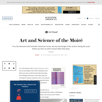 Art and Science of the Moiré