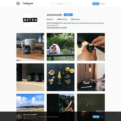 A O T E A M A D E (@aoteamade) * Instagram photos and videos