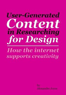 User generated content for design research