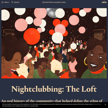 Nightclubbing: The Loft