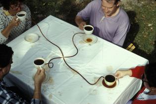 Allan Wexler – Coffee Seeks Its Own Level