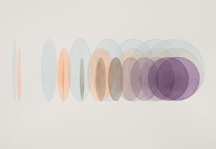 Olafur Eliasson - Blue and Orange and Gray to Purple Movie