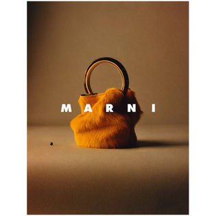 Still life in movement. For the Marni S/S 2018 ADV campaign the artist Jamie Hawkesworth portrays the Marni woman and man surfing among languor of past times and irreverent poses, as fragments of an incessant and personal research of beauty. The dissonance between the elements ironically defines their harmony. #MarniAdvCampaign #MarniSS18 _ Photography - @jamie.hawkesworth Art Direction - @gb65 Styling - #camillanickerson Hair - @jimmypaulhair Make up - @dickpageface