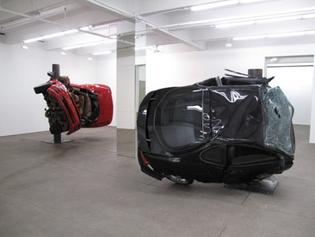 Dirk Skreber sculptures