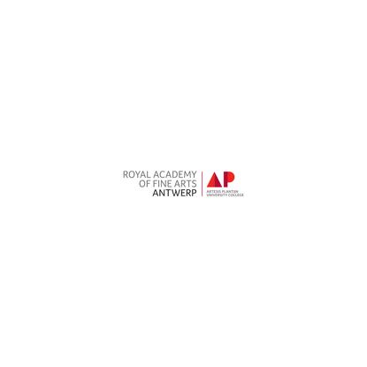 Graphic Design - Royal Academy of Fine Arts Antwerp