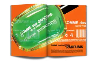COMME DES GARCONS, EAU DE COLOGNE