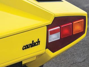 Yellow submarine ✨ Lamborghini Countach #PetroCamp