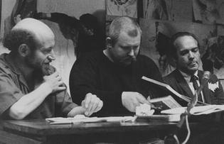 Destruction In Art Symposium (DIAS), 1966.