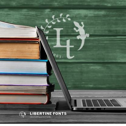 Libertine Fonts