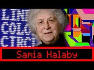 81 Year Old Commodore Amiga Artist - Samia Halaby (4K UHD) - YouTube