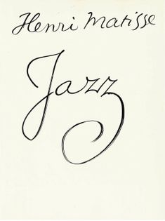 Henri Matisse, Title Page from Jazz, 1947