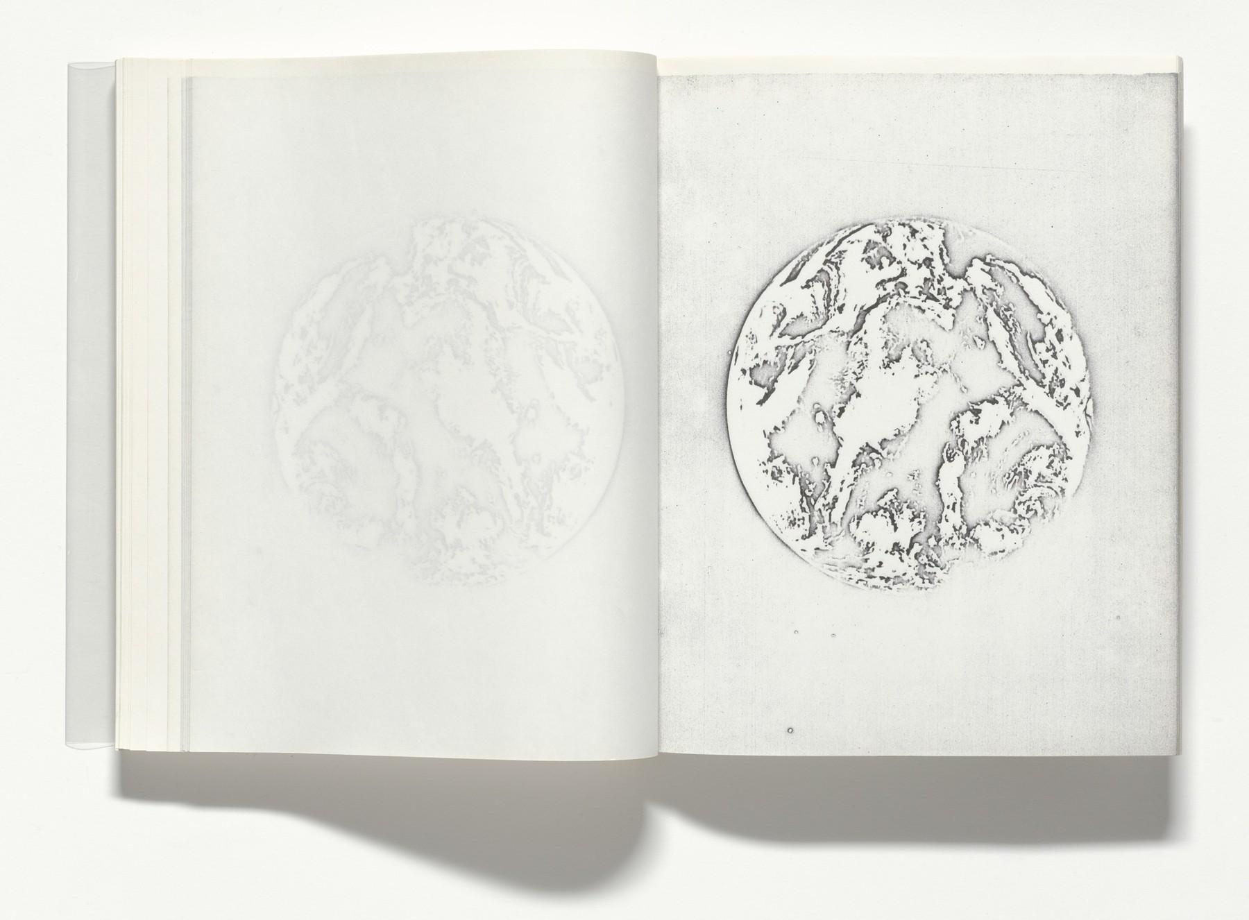 Robert Morris 25 plates from Untitled (Xerox Book) 1968