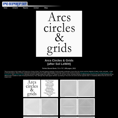 Arcs Circles & Grids