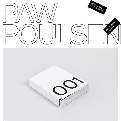 Paw Poulsen, Graphic Design