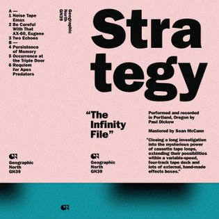 Strategy, The Infinity File