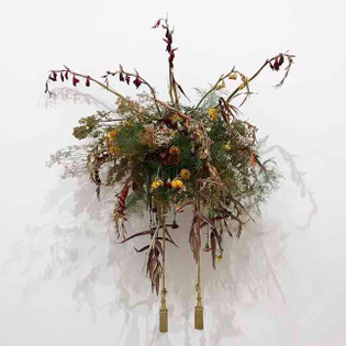 "Kapwani Kiwanga's ""Flowers for Africa"" works 2014-2017"