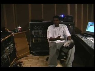 """Making of """"Through The Wire"""""""