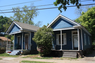 English Shotgun Houses