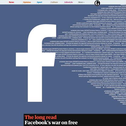 Facebook's war on free will