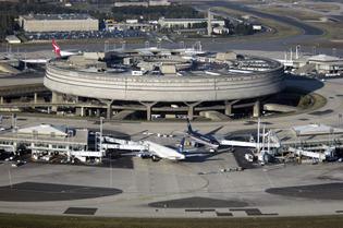 Paris Charles de Gaulle Airport (1974)