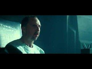 Blade Runner - Voight-Kampff Test - Leon