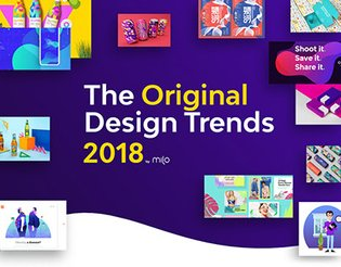 2018 Design Trends Guide by milo