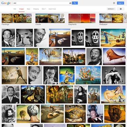 dali - Google Search