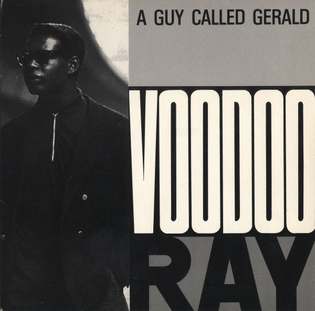 A Guy Called Gerald ‎– Voodoo Ray (1988)