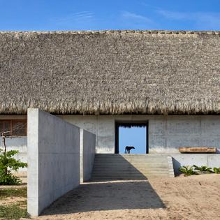 Casa Wabi Bosco Studio House - Tadao Ando