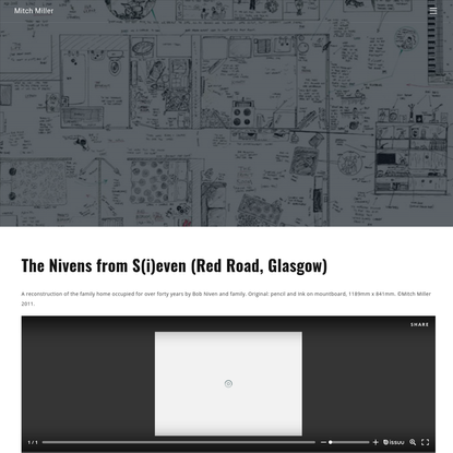 The Nivens from S(i)even (Red Road, Glasgow)