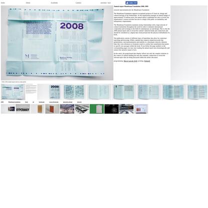Mind Design - Mondriaan Foundation