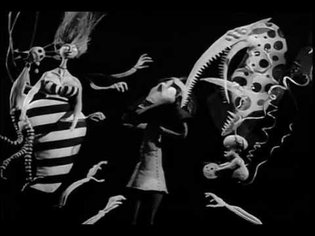 Vincent (1982) - Tim Burton Short Film [720p HD]