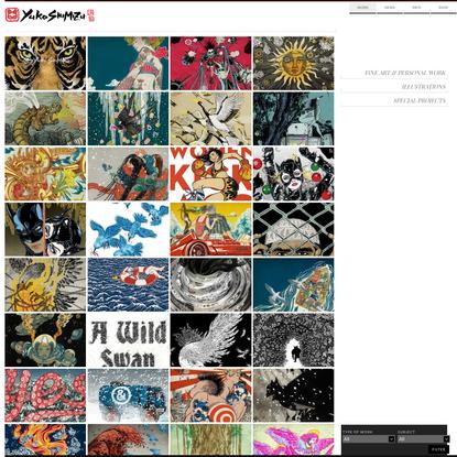 Work - Archive - Yuko Shimizu