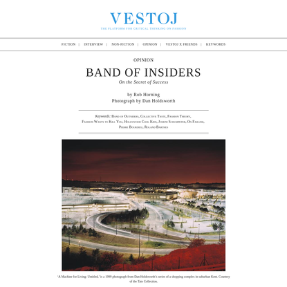 Band of Insiders