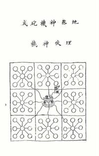 'divine ground damaging explosive ambush device' (di sha shen ji pao shi - mai fu shen ji)