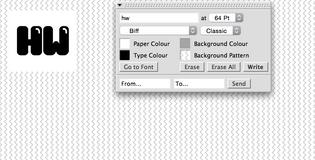 Lineto font foundry