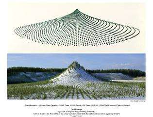 Tree Mountain – Agnes Denes