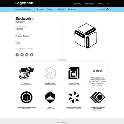 Budaprint - Logobook