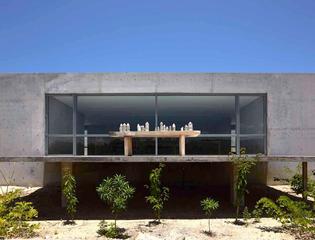 Tadao Ando, Wabi House, Puerto Escondido, Mexico
