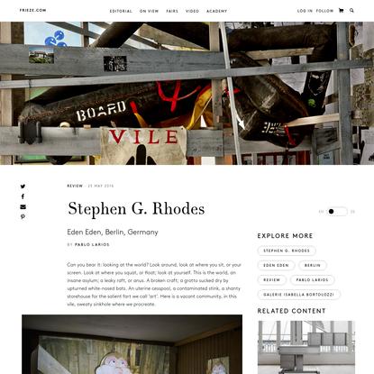 Stephen G. Rhodes