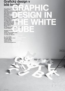 Exhibition_Graphic design in the white cube