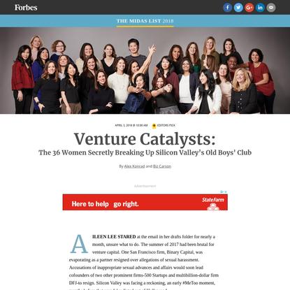 Midas List - Forbes