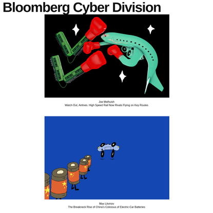 Bloomberg Cyber Division