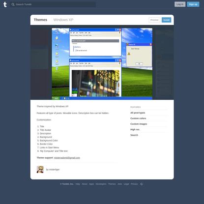 Windows XP | Tumblr