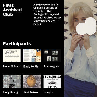 First Archival Club