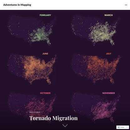 Tornado Migration
